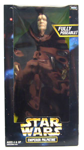 12-Inch Fully Poseable Emperor Palpatine