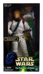 12-Inch POTF Luke Skywalker in Stormtrooper