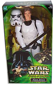 12-Inch POTJ - Han Solo Stormtrooper Disguise