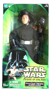 12-Inch POTF Death Star Trooper with Imperial Blaster