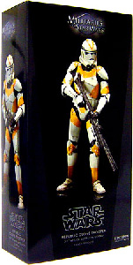 Sideshow Collectibles Militaries Of Star Wars 12-Inch Republic Clone Trooper 212th Attack Battalion Utapau