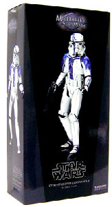 Sideshow Collectibles Militaries Of Star Wars 12-Inch Storm Trooper Commander