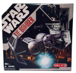 30th Anniversary Target Exclusive - Tie Bomber