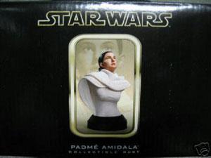 Padme Amidala Mini Bust 1st Edition