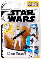 Clone Wars Animated - Yellow Clone Trooper