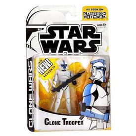 Clone Wars Animated - Blue Clone Trooper