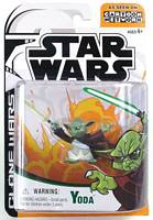 Clone Wars Animated - Yoda