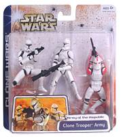Clone Trooper Army Red Deluxe