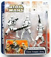 Clone Trooper Army White Deluxe