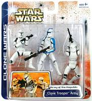 Clone Trooper Army Blue Deluxe
