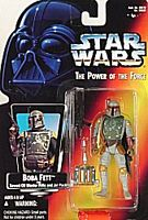POTF RED - Boba Fett Full Circle Both Hands