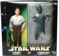 12-Inch Han Solo and Carbonite Block