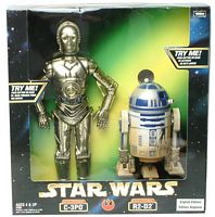 12-Inch POTF C-3PO and R2-D2