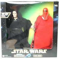 12-Inch Emperor Palpatine and Royal Guard