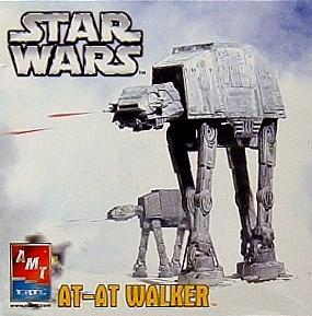 AT-AT Walker Model Kit