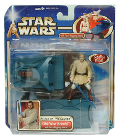 Obi-Wan Kenobi with Force Power Attack
