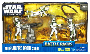 Battle Packs 2010 - Anti-Hailfire Droid Squad
