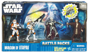 Battle Packs - Invasion of Utapau