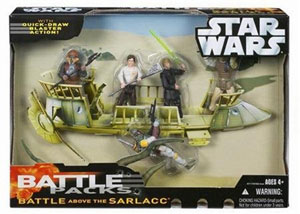 Star Wars Battle Pack - Battle Above The Sarlacc