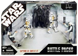 Battle Pack - Capture of Tantive IV