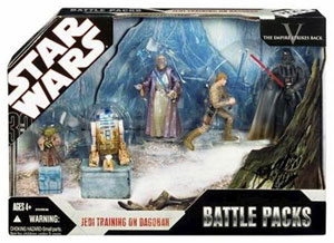 Battle Pack - Jedi Training on Dagobah