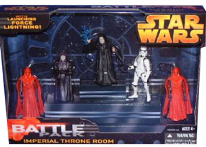Battle Pack - Imperial Throne Room