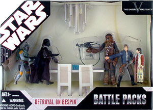 Battle Packs - Betrayal on Bespin