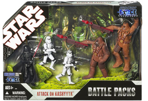 30th Anniversary - Attack on Kashyyyk Battle Pack