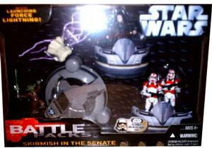 Target Exclusive Skirmish in the Senate Battle Pack