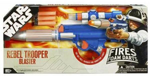 30th Anniversary - Rebel Trooper Blaster with Darts