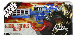 30th Anniversary - General Grievous Blaster Blue Variant
