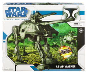 Clone Wars 2008 - AT-AP Walker