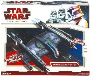 Clone Wars 2008 - Magna Guard Fighter