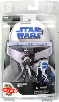Clone Wars 2008 - Commander Fox