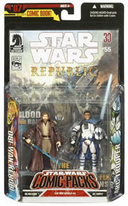 Star Wars Comic Pack - Obi-Wan Kenobi and Arc Trooper