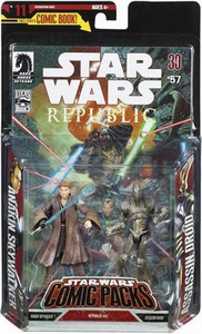 Star Wars Comic Pack - Anakin Skywalker and Assassin Droid