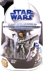 Clone Wars 2008 - Captain Rex