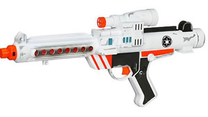 Clone Wars 2008 - Storm Trooper Blaster