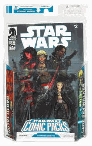 Star Wars Comic Pack - Darth Talon and Cade Skywalker