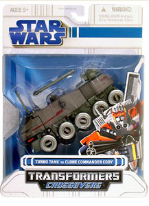 SW Transformers - Commander Cody Turbo Tank