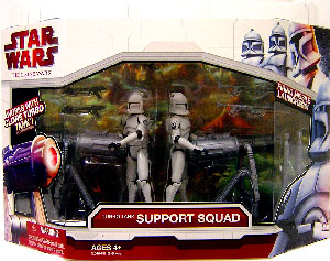 Clone Wars - Turbo Tank Support Squad