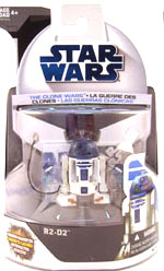 Clone Wars 2008 - R2-D2 1st Day Issue