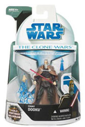 Clone Wars 2008 - Count Dooku