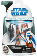 Clone Wars 2008 - Rocket Battle Droid