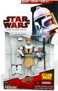 Clone Wars 2009 - Red Card - Obi-Wan Kenobi