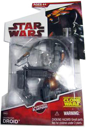 Clone Wars 2009 Red Back - Destroyer Droid