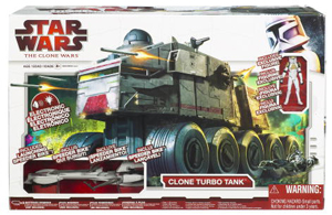 Clone Wars 2009 - Clone Turbo Tank