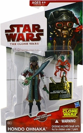 Clone Wars 2009 Red Back - Hondo Ohnaka CW41