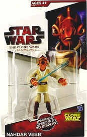 Clone Wars 2009 Red Back - Nahdar Vebb