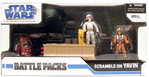 Battle Packs - Scramble on Yavin